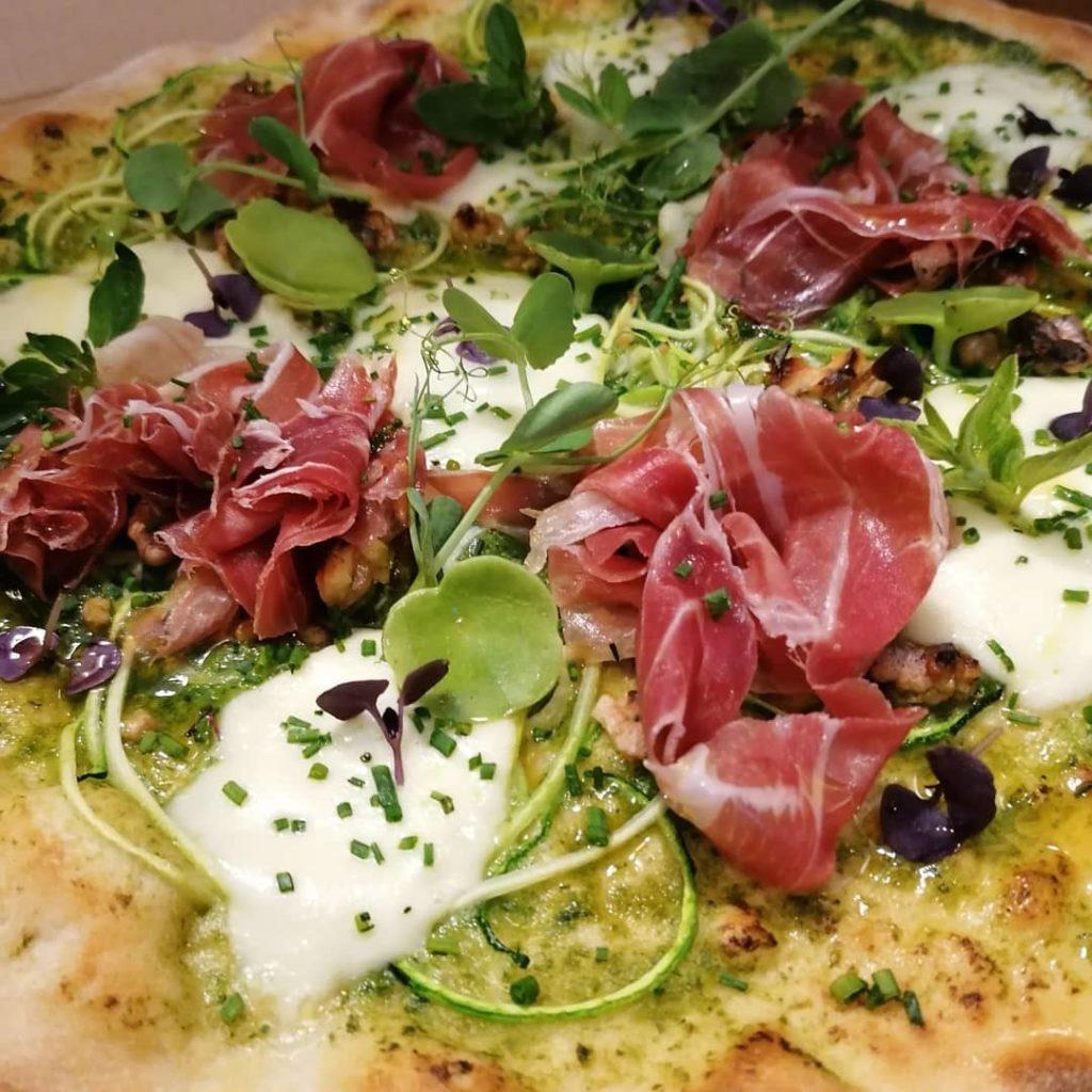 pizza robe des prés